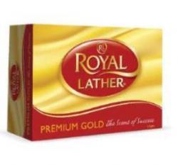 Мыло ROYAL LATHER Мыло туалетное Голд 125/48, 125гр купить