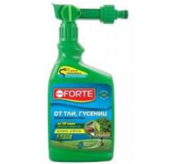 Средства для защиты дома и сада Bona Forte Эжектор концентрат от ТЛИ,ГУСЕНИЦ  и др.насекомых 1л/8, BF21070041, 1л купить