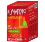 Комарофф новый Комарофф Жидкость КОМАРОФФ НАРОДНЫЙ 45 ноч., фл. 30 мл/ 24 купить